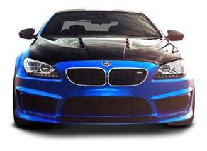 bmw m6 blue car png image pngpix