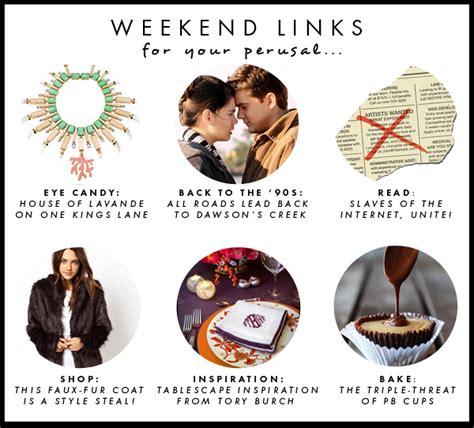 Weekend Links Egotastic 4 by Weekend Links Luella June