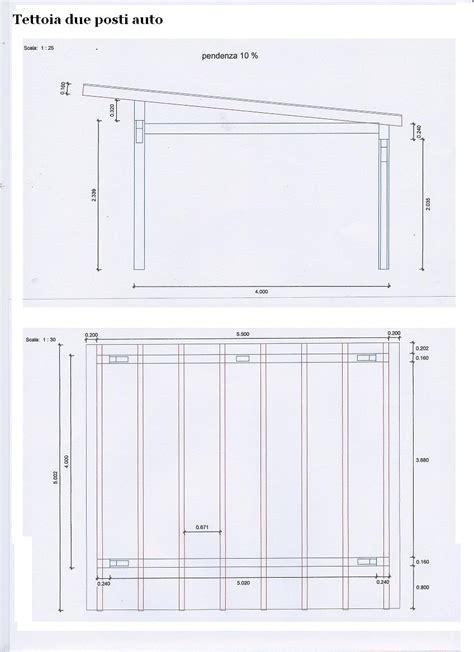 progetto tettoia in legno casette e tettoie falegnameria serena