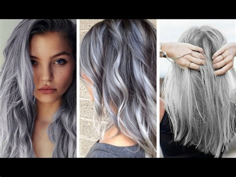 tendencias pelo 2017 tendencia color de cabello 2017 youtube
