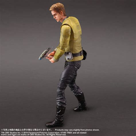 New Official Trek Play Arts Photos The Toyark