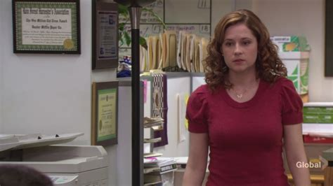 Pam From The Office by The Chair Model Screencaps Pam Beesly Image 1118398