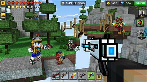 pixel gun 3d games on microsoft store pixel gun 3d windows games on microsoft store