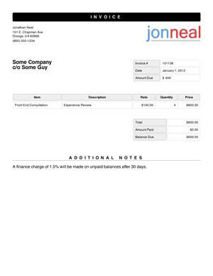 printable invoice css invoice template css hardhost info