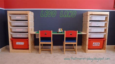 ikea lego table hack that mommy blog lego storage and play table an easy ikea