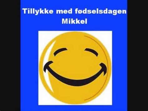 linda perry everyone has someone tillykke med f 248 dselsdagen mikkel mulvad youtube