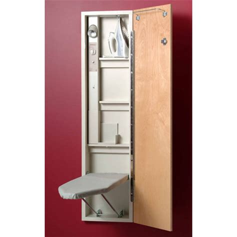 wall mounted ironing board cabinet wall mounted ironing boards ironing centers