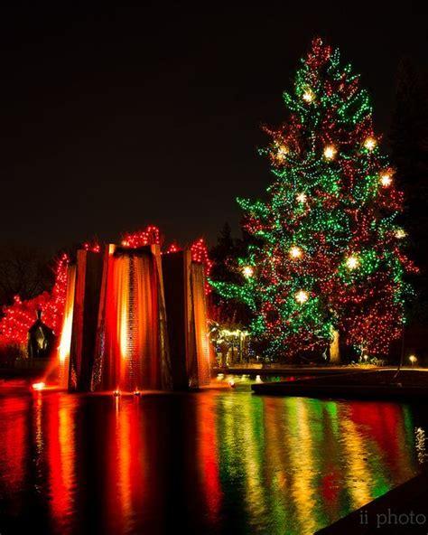 denver botanic gardens blossoms of light 2015 christmas in denver colorado blossoms of light at