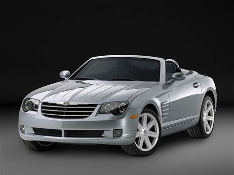 car maintenance manuals 2007 chrysler crossfire on board diagnostic system chrysler crossfire roadster specs 2007 2008 autoevolution