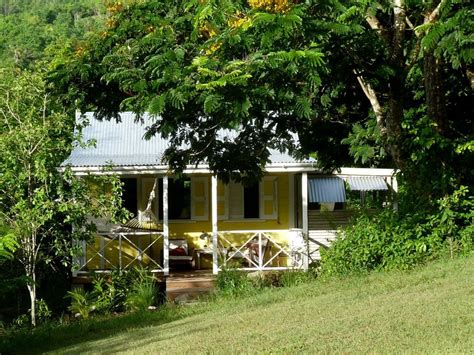 eco cottage in peaceful caribbean woodlands homeaway