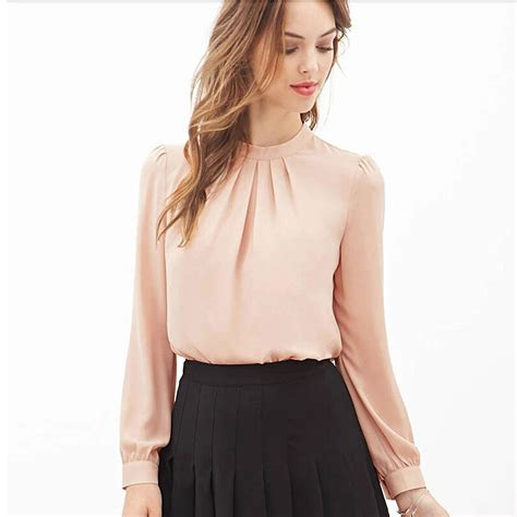 Blouse N feitong 2017 blusas feminina chiffon blouses
