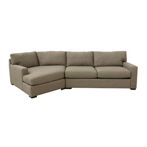 cuddler sectional sofa bardo lhf cuddler sofa notion nightcap for the home