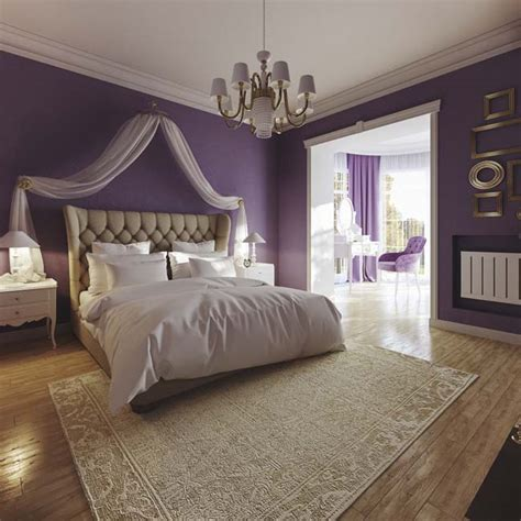 purple design bedroom purple bedroom design for by artem belousko