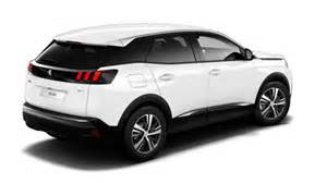 Peugeot 3008 White All New 3008 1 6 Bluehdi 120 5dr For Sale