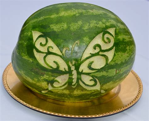 watermelon carving patterns