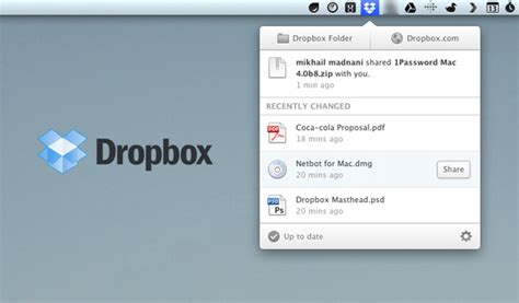 dropbox not in system tray why i love python the programming language