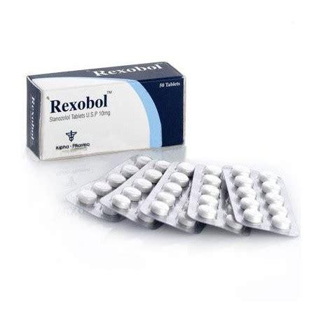 Bestseller Rexobol Stanozolol 10 Mg rexobol 10mg tabletter alpha pharma stanozolol