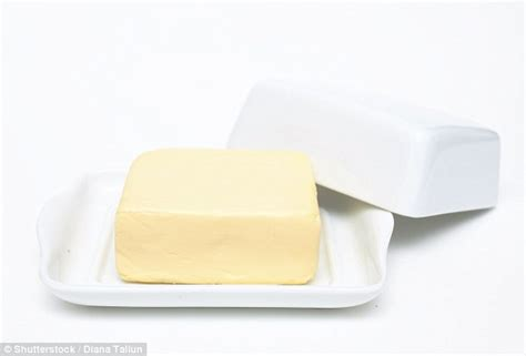 butter stored at room temperature ultimate guide to storing groceries in fridge or cupboard daily mail