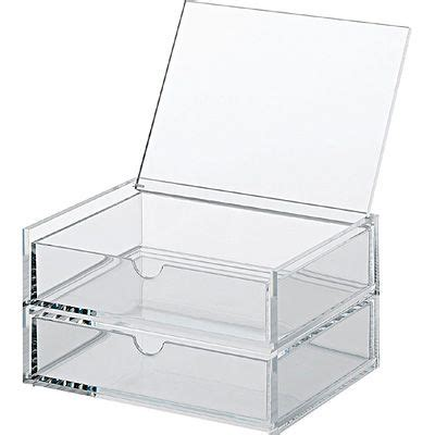 Jual Accessories 9 Drawers Storage Box Limited acrylic storage