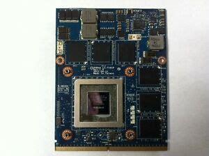 toshiba k000127390 nvidia geforce gtx 560m 1 5gb laptop card ebay