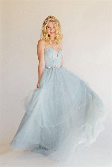 Dress Aqua Biru blue is the new blush fiji destination wedding
