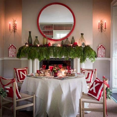 christmas dining room design in colours colorful ideas for interior design and