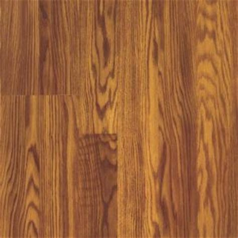 pergo presto gunstock oak laminate flooring 5 in x 7 in