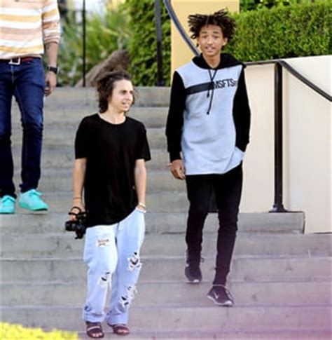when jaden and willow smith moises and mateo arias came jaden smith moises arias go out together after shirtless