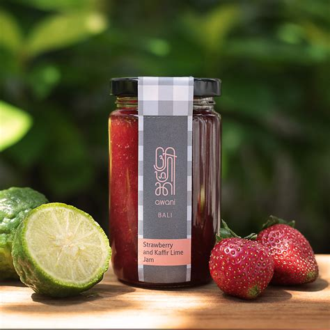 Parfum Bali Ratih Strawberry awani bali buy strawberry kaffir lime jam 255g awani