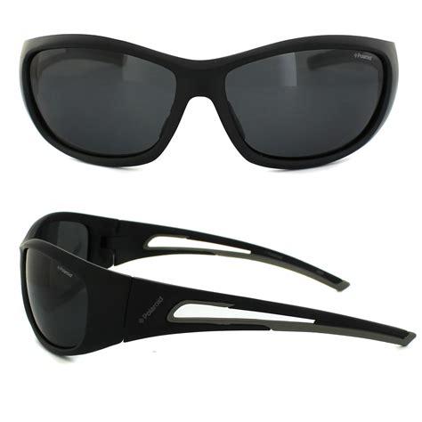 polaroid ebay polaroid sport sunglasses p7405 08a y2 black grey