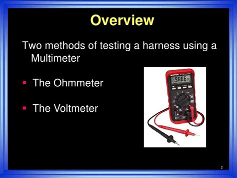 how to test trailer lights with a multimeter test trailer wiring harness multimeter 38 wiring diagram