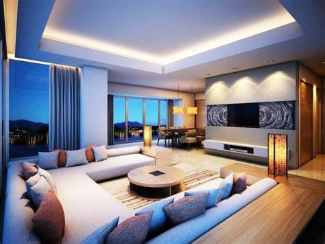 die schönsten wohnzimmer ideen die besten 17 ideen zu beleuchtung auf