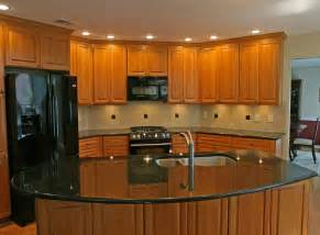 oak kitchen designs oak kitchen designs and kitchen wall