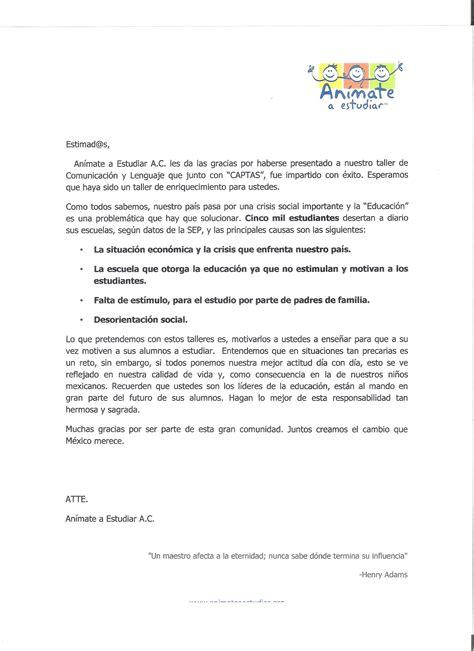 carta formal hacia un maestro carta para el maestro an 237 mate a estudiar