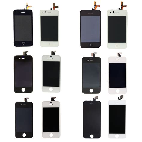Lcd Iphone 5 3g By Ozi84 us lcd display screen touch digitizer assembly frame for