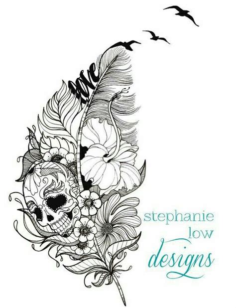 stephanie tattoo designs low i tattoos ideas