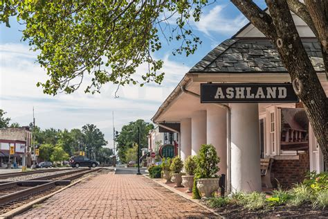 ashland virginia depot 2014 amtrak history of