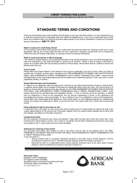housing loan terms and conditions housing loan agreement 28 images sle construction loan agreement sle loan