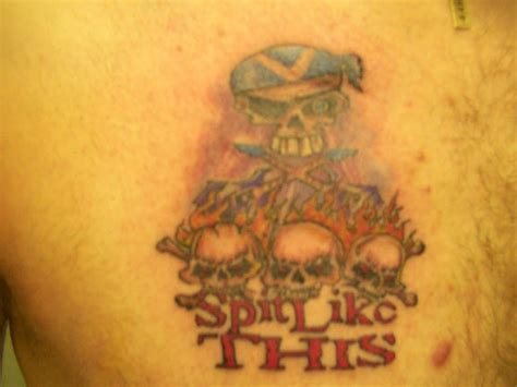 spit first tattoo spit like this fan tattoos