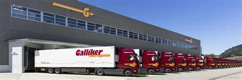 logistica alimentare galliker logistica settore food tutta la catena freddo