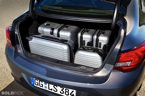 opel insignia trunk space opel astra wagon luggage space pictures to pin on