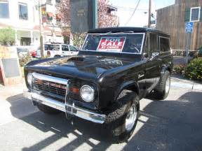 ford bronco 1965 flickr photo