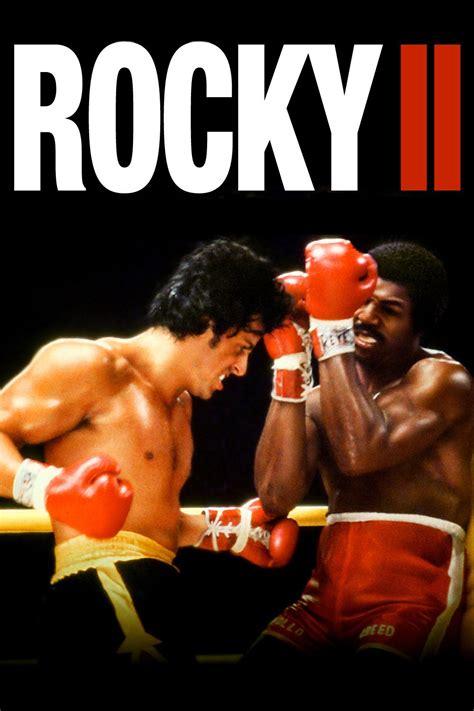 Rocky Ii 1979 Full Movie Rocky Ii Rio Theatre