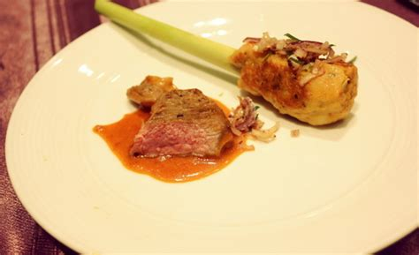 Menu Di Spatula Kitchen Bali sate lilit dan kambing bumbu rujak jadi menu cooking class