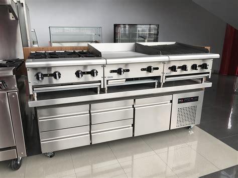 cocinas industriales usadas cocinas industriales equipamiento y muebles de acero