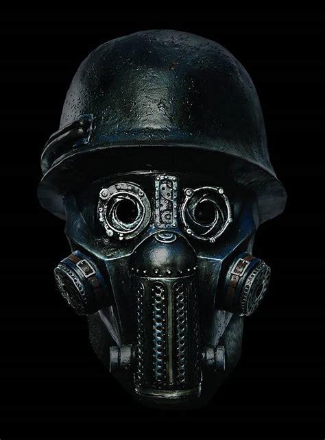 sucker punch zombie gas mask   latex maskworldcom