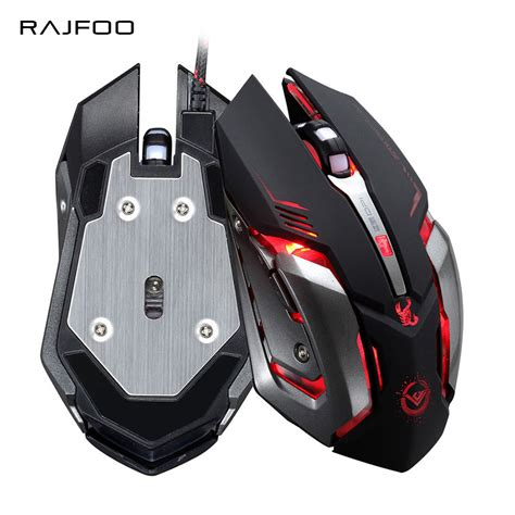 Mouse Gaming Macro by Rajfoo Gaming Mouse