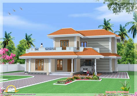 kerala home design kerala model house design house plans