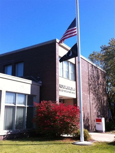 Edwardsville Post Office by United States Post Office Post Offices 132 N Kansas St