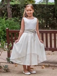 Vestido corto de ceremonia vestido blanco con el faj 237 n como